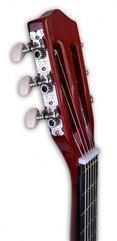 Klasyczna drewniana gitara z 6 strunami