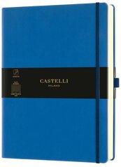 Notatnik 19x25cm linia Castelli Aquarela Blue Sea