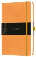 Notatnik 13x21cm linia Castelli Aquarela Clementin