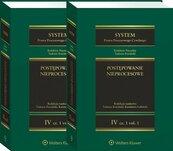 System Prawa Procesowego Cywilnego Tom 4 cz.1 vol.1-2