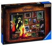 Puzzle 1000 Villainous. Skaza