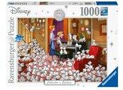 Puzzle 1000 Bajka 101 dalmatyńczyków