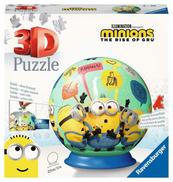 Puzzle kuliste 3D 72el Minionki 111794 RAVENSBURGER
