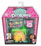 Doorables Zestaw Mini Chata Moany