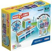 Geomag Magicube Transport + Cards 7 el.