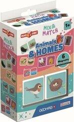 Geomag Magicube Animals & Home Mix & Match 2 el.