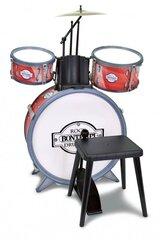 Zestaw perkusyjny ze stołkiem