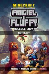 Minecraft Nieoficjalny przewodnik Frigiel i Fluffy Odległe lądy Trzy klany