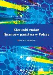Kierunki zmian finansów państwa w Polsce