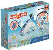 Geomag Magicube Sea Animals + Cards 11 el.