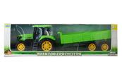 Traktor z przyczepą 159596