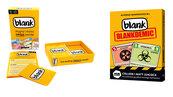 Zestaw Blank + Blank: Blankdemic