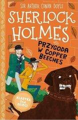 Sherlock Holmes T.12 Przygoda w Copper Beeches