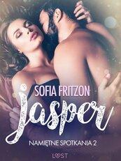 Namiętne spotkania 2: Jesper - opowiadanie erotyczne