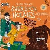 Sherlock Holmes T.12 Przygoda w... audiobook