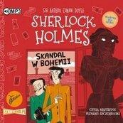 Sherlock Holmes T.1 Skandal w Bohemii audiobook