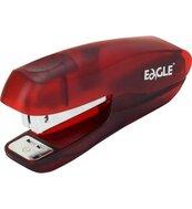 Zszywacz S5072B czerwony 24/6 15 kartek EAGLE