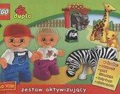 LEGO (R) DUPLO (R) Zestaw aktywizujący