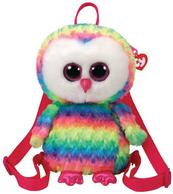 TY Gear OWEN plecak kolorowa sowa 95003