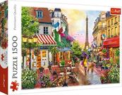 Puzzle 1500el Urok Paryża 26156 Trefl