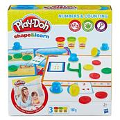 Play-Doh Nauka cyferek i liczenia B3406/04