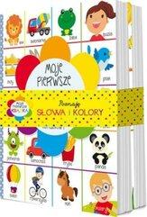 Pakiet: Moje pierwsze słowa/Wielka księga kolorów