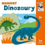 Dinozaury Memory Kapitan Nauka