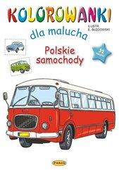 Kolorowanki dla malucha - Polskie samochody