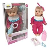 Lalka Agusia dziewczynka na baterie w pudełku 1254661