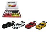 Auto Toyota GR Supra racing concept 1:36 4 kolory KT5421D p12