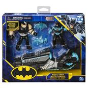 Zestaw Figurek Batman + Motor Batcycle 6055934 Spin Master