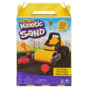 Kinetic Sand Piasek kinetyczny Kop i burz Mały pojazd 6056481 Spin Master