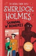 Klasyka dla dzieci. Sherlock Holmes. Tom 11. Skandal w Bohemii