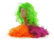 Peruka długie włosy mix kolorów 454125 cena za 1 szt
