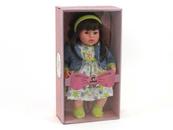 Lalka bobas 45cm z dźwiękiem śpiewa i mówi po polsku w pudełku 476769 ADAR