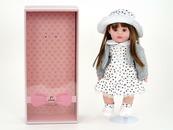 Lalka z dźwiękiem dziewczynka lato w pudełku 492752