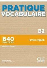 Pratique vocabulaire B2 podręcznik + klucz