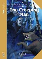 The Creeping Man SB + CD MM PUBLICATIONS