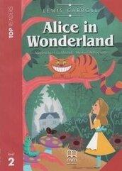 Alice in Wonderland SB + CD MM PUBLICATIONS