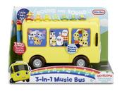 Little Tikes Little baby Bum - Muzyczny autobus 3w1 653766
