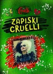 Disney Cruella. Zapiski Cruelli