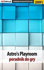 Astro's Playroom - poradnik do gry