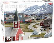 Puzzle Greenland 1000 el /56749/
