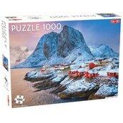 Puzzle Hamnoy Fishing Village 1000