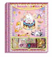Zestaw do dekorowania Kotek, Scarpbook 558SK Pecoware