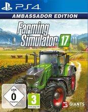 Farming simulator 17 Ambassador Edition (PS4)