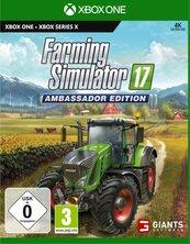 Farming simulator 17 Ambassador Edition (XOne / XSX)