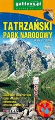 Mapa - Tatrzański Park Narodowy