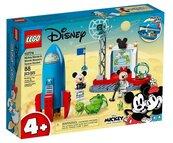 Lego MICKEY AND FRIENDS Kosmiczna rakieta
