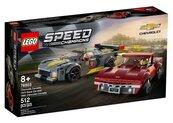 Lego SPEED CHAMPIONS Samochody wyścigowe Chevrolet